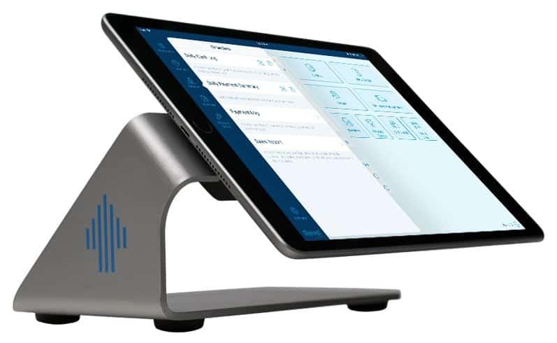 Screenshot of Revel iPad Register