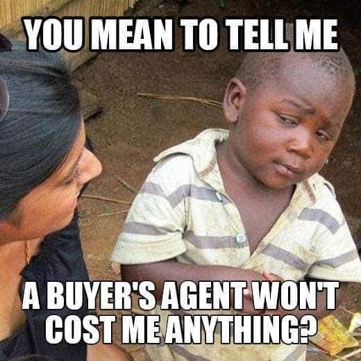 Screenshot of You Can Trust Your Agent Meme