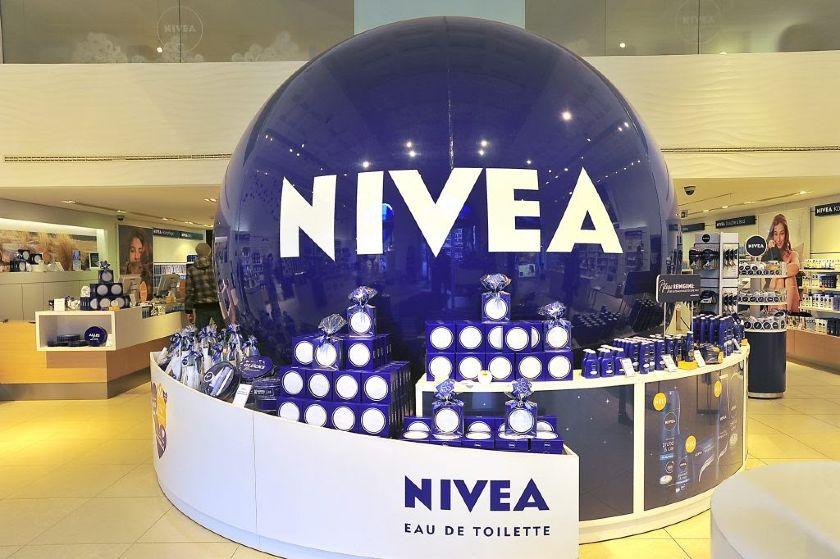 POP Display Nivea
