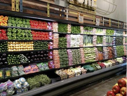 Vegetable Grocery