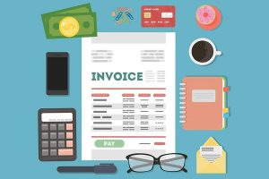 Invoice Paper and Other Items