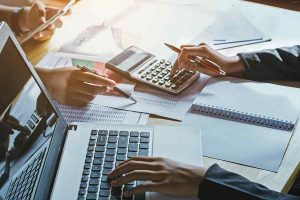 accounting concept financial