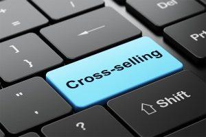 Cross-selling on enter key
