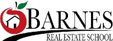 Barnes Real Estate School logo