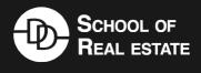 D&D School of Real Estate logo