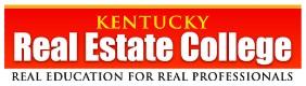 Kentucky Real Estate College logo