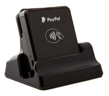 PayPal NFC Reader