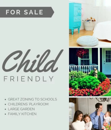 Canva For Sale Real Estate Template
