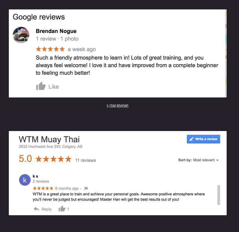 Google reviews to be embedded to the site