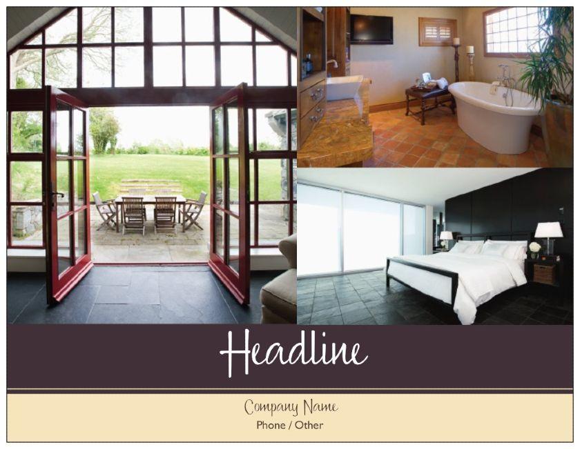 Vistaprint open house invitation