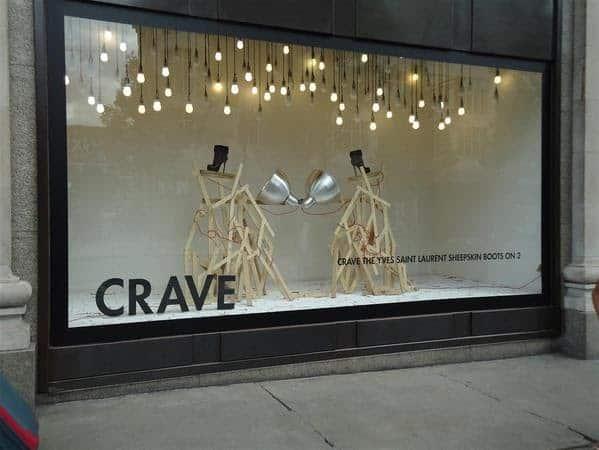 Creative Lighting Arrangement