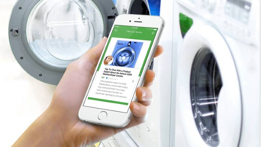 QR Code for this Washing Machine