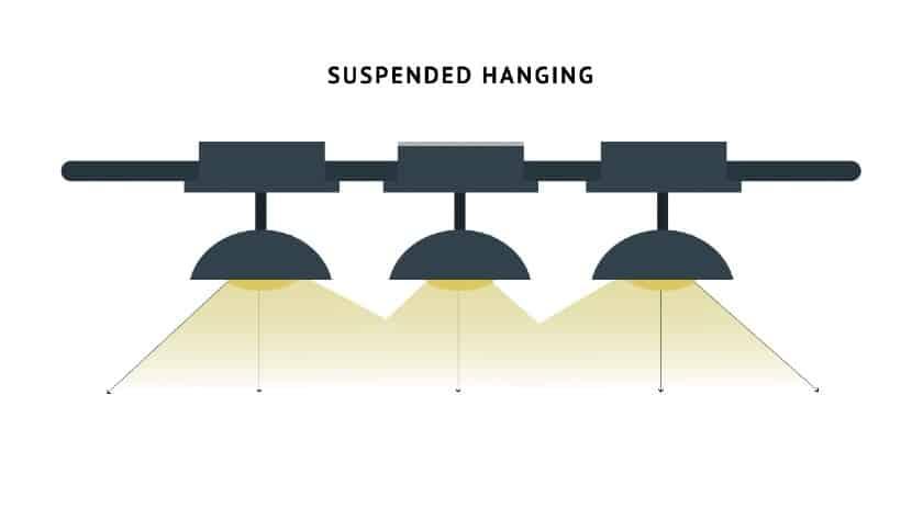 Suspended Hanging Fixture