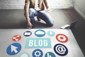 Business Blogging Concept