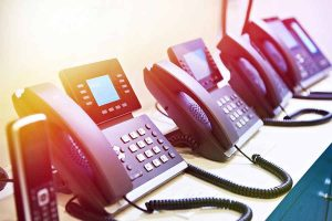multi-line phone system
