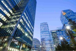 Financial Corporate building Skyscrapers center