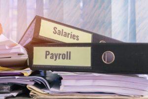 Payroll and salaries folders