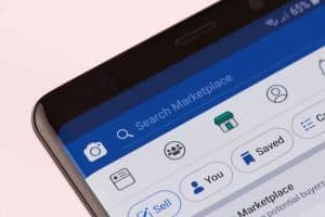 facebook search bar for marketplace