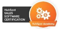 HubSpot Academy - Sales Software Certification