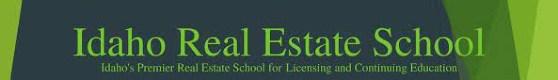 Idaho Real Estate School logo