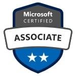 Microsoft Dynamics 365 Sales Functional Consultant Associate badge