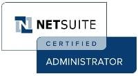 NetSuite Administrator badge