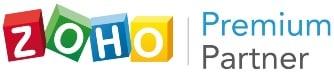 Zoho CRM Premium Partner logo