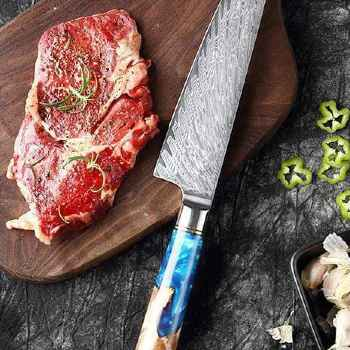 Knife and Meat