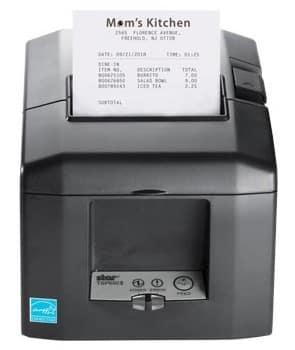 StarMicronics Label Printer