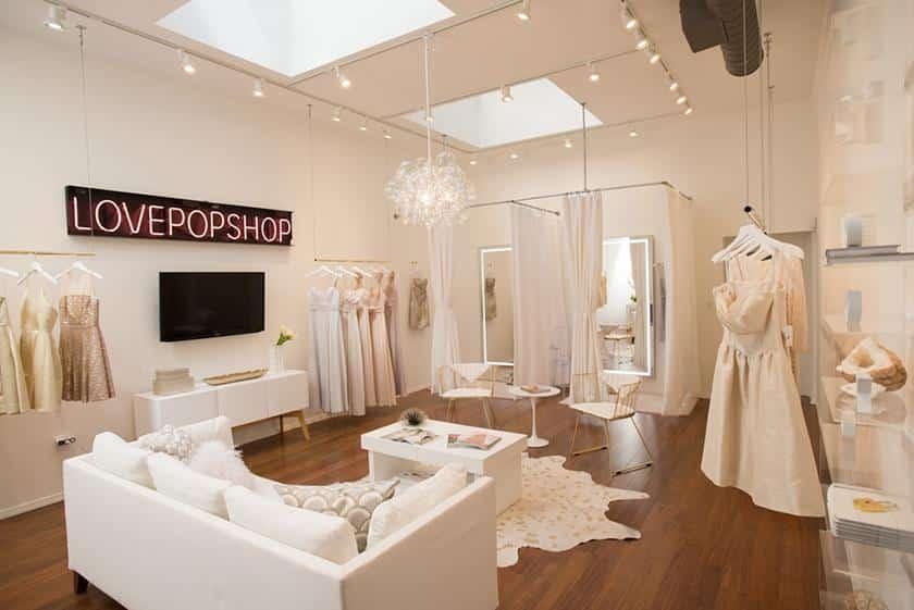 Screenshot of Feminine Bridal Salon