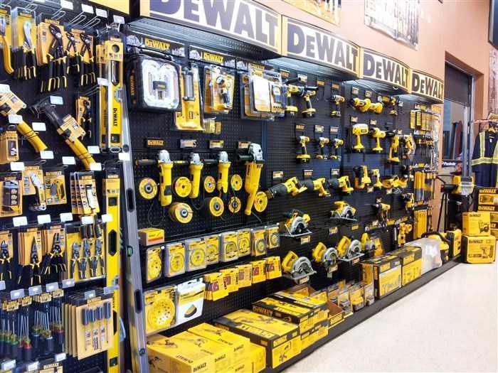 Screenshot of Hardware Store Tools
