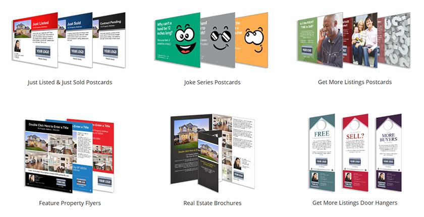 ProspectPlus Best Sellers Postcards