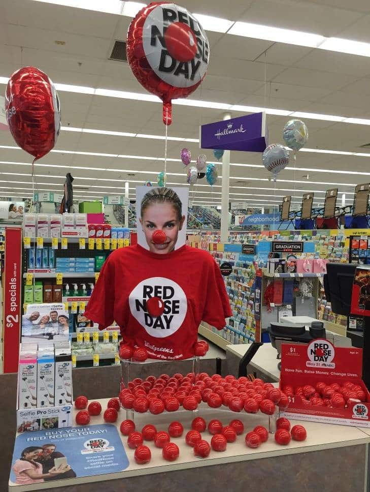 Red Nose Day Campaign