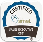 SMEI Certified Sales Executive badge