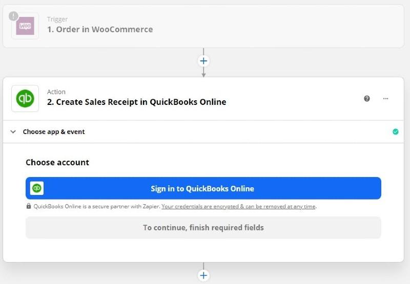 Log in to Both WooCommerce & QuickBooks