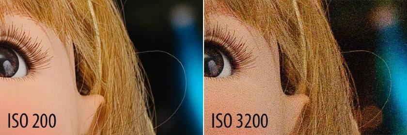 Example ISO Shots