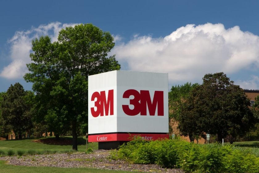 3M Front Sign