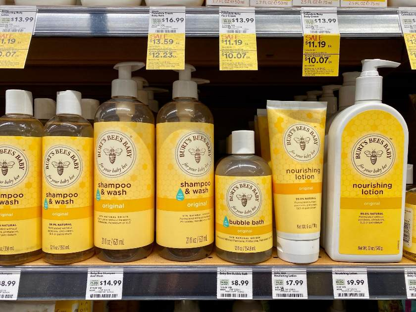 Burt's Bees Products