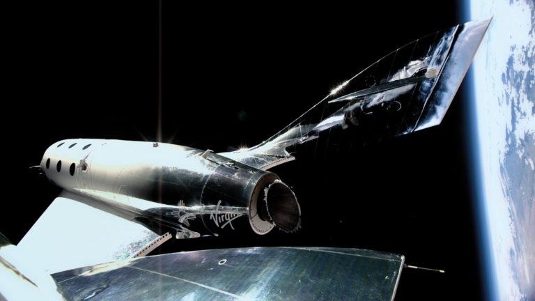 Virgin Space Flights service