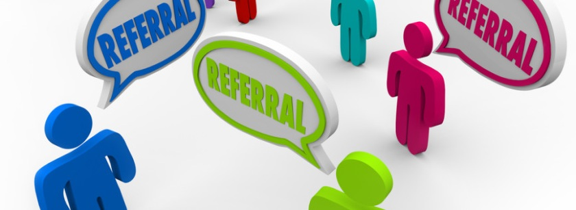 referral network concept