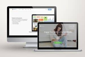 Loyalty Program Software on a Desktop and Laptop
