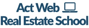 ACT Web Real Estate School Logo