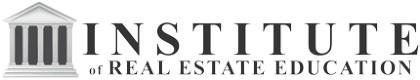Institute of Real Estate Education Logo