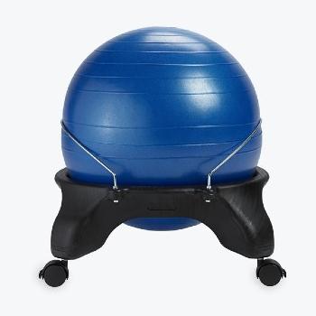Backless Classic Balance Ball Chair