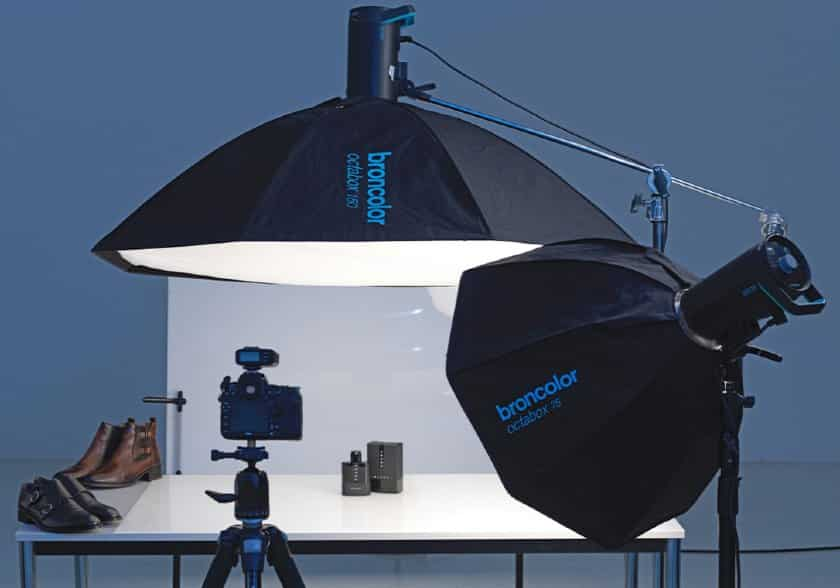 Broncolor product photography