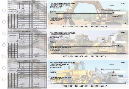 Construction Payroll Checks