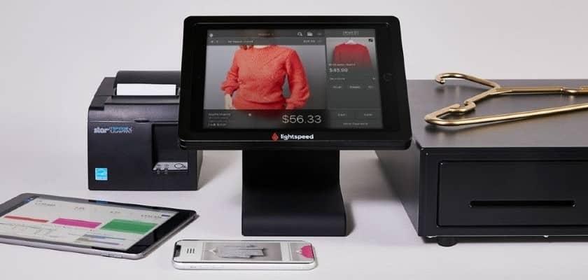 Lightspeed Retail POS Software