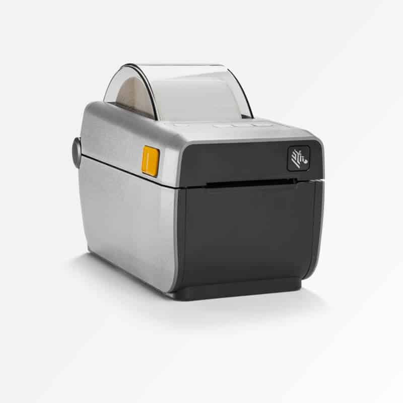 Screenshot of Lightspeed Retail Zebra label printer
