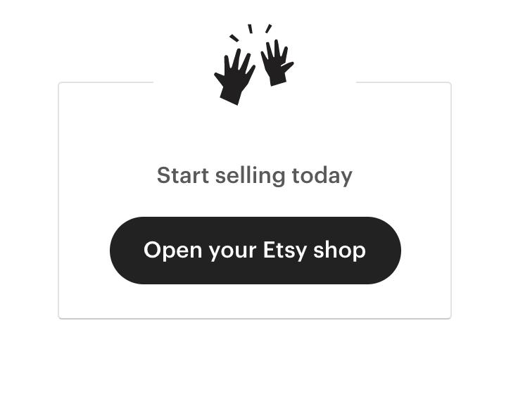 Open your Etsy shop