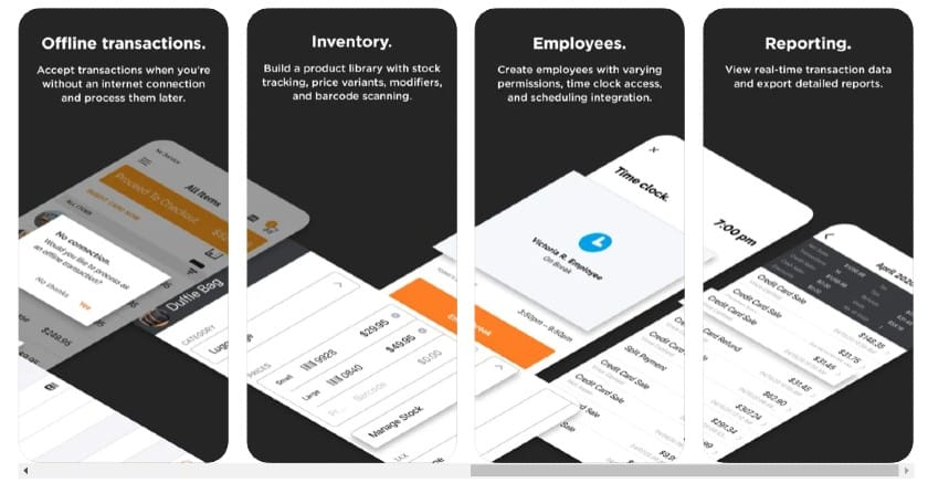 Payanywhere Features